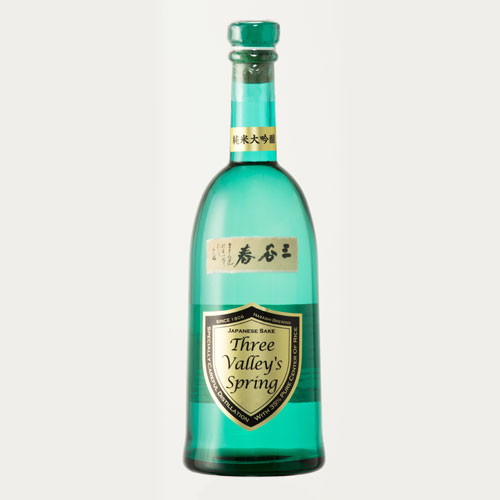 三谷春 純米大吟醸 720ml(Tブルー)